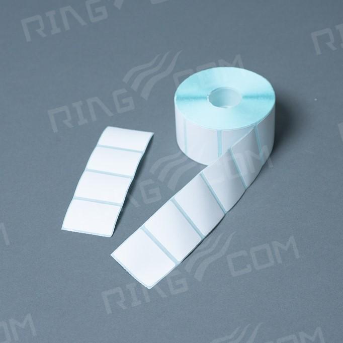 【倫特】熱感標籤貼紙 32*25mm,1000張 x 50捲(Pos感熱貼紙 條碼紙 條碼機用紙 )